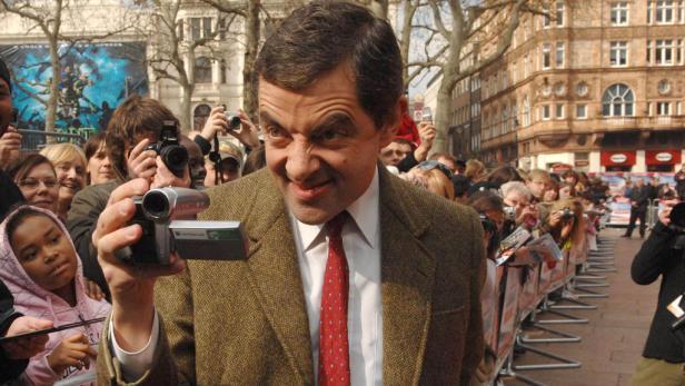 Mr Bean Tod