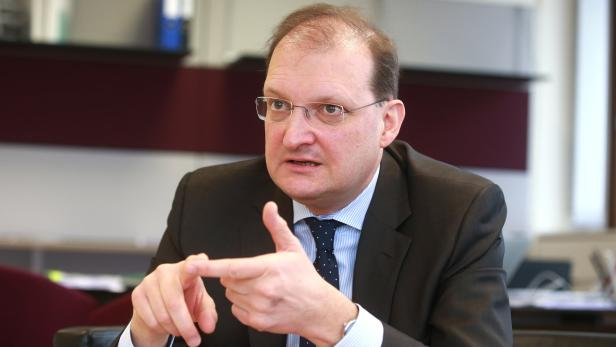 Alexander Herzog, stv. SVA-Obmann