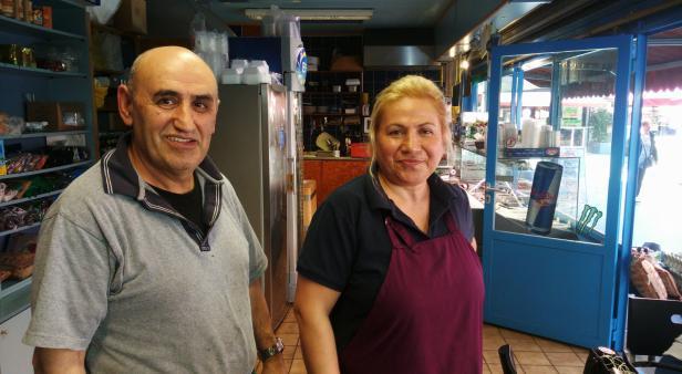Mehmet und Zarife Saritas