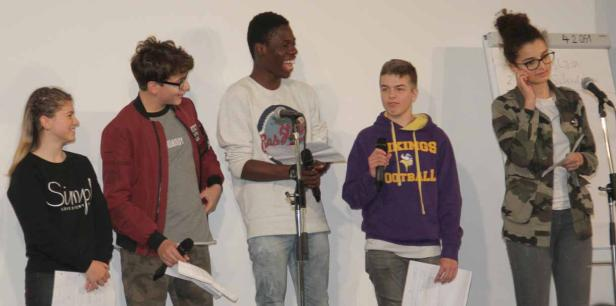 Text fetzt - 2. Wiener Schul-Poetry-Slam