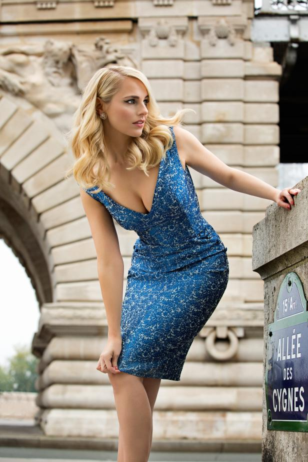 Silvia Schneider startet mit erster Modekollektion   kurier.at