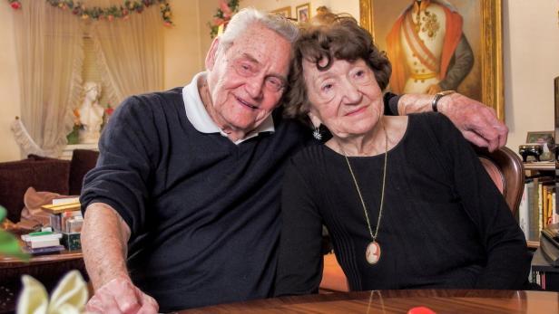 Rosa-Maria (95) hat in der 20. Staffel gesucht und Alfred gefunden