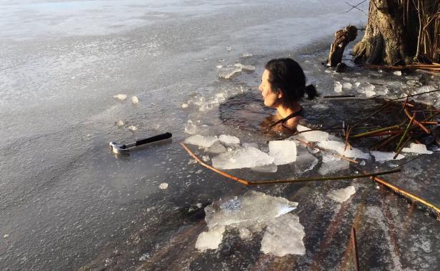 """Jessica Lee spricht im Interview über """"Mein Jahr im Wasser"""