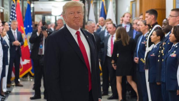 Trump Auslandsreisen