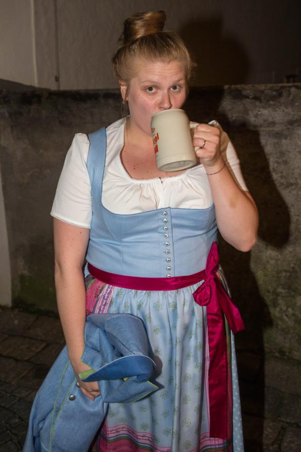 Buhlschaft mit Bier: Stefanie Reinsperger
