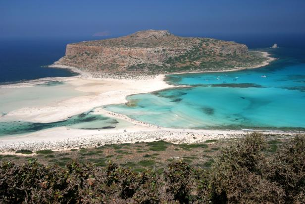 Schönste Strände Peloponnes Karte.Top 10 Griechenlands Schönste Strände Kurier At