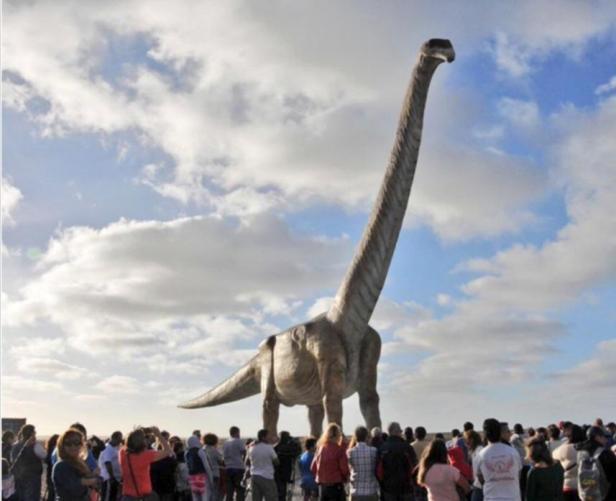 Größte dinosaurier aller zeiten der Dinosaurier