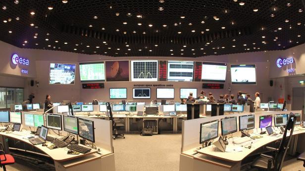 GERMANY-SPACE-SCIENCE-COMET-EUROPE-ROSETTA