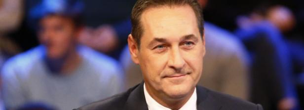 Head of FPOe Strache and head of the SPOe Chancell