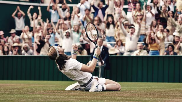 Geschafft: Borg gewinnt zum fünften Mal Wimbledon