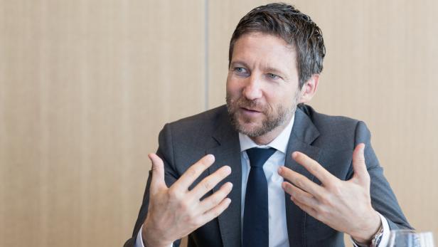 Erste Bank Privatkundenvorstand Thomas Schaufler