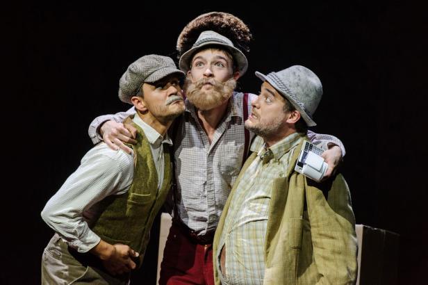 """Theater der Jugend, """"Der fantastische Mr. Fox"""""""