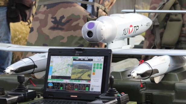 Bundesheer Drohne…