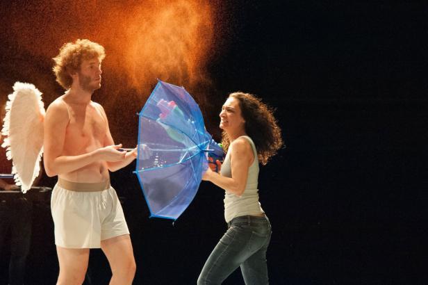 """""""Ich glaube""""vom Aktionstheater Ensemble"""