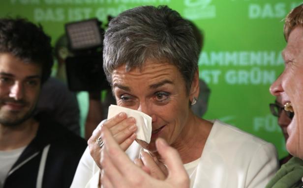 Nationalratswahl 2017, Grüne…