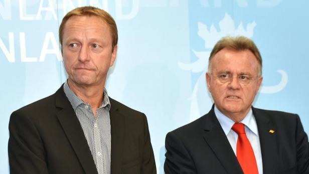 KOALITIONSVERHANDLUNGEN VON SPÖ UND FPÖ IM BURGENL