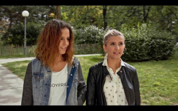 """Stills aus den Jugendfilmen """"Echte Helden sind anders"""""""