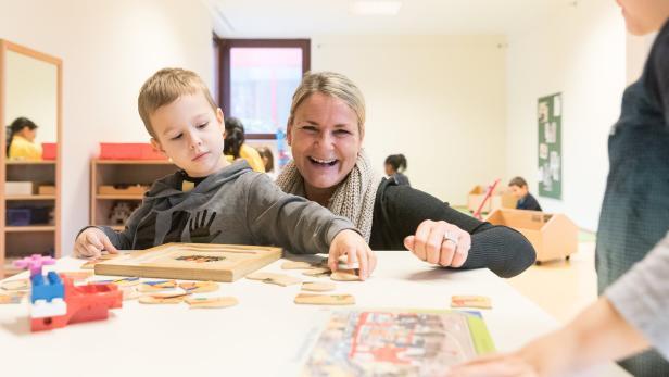 Manuela Winkler will Kindern vermitteln, dass Lernen Spaß macht