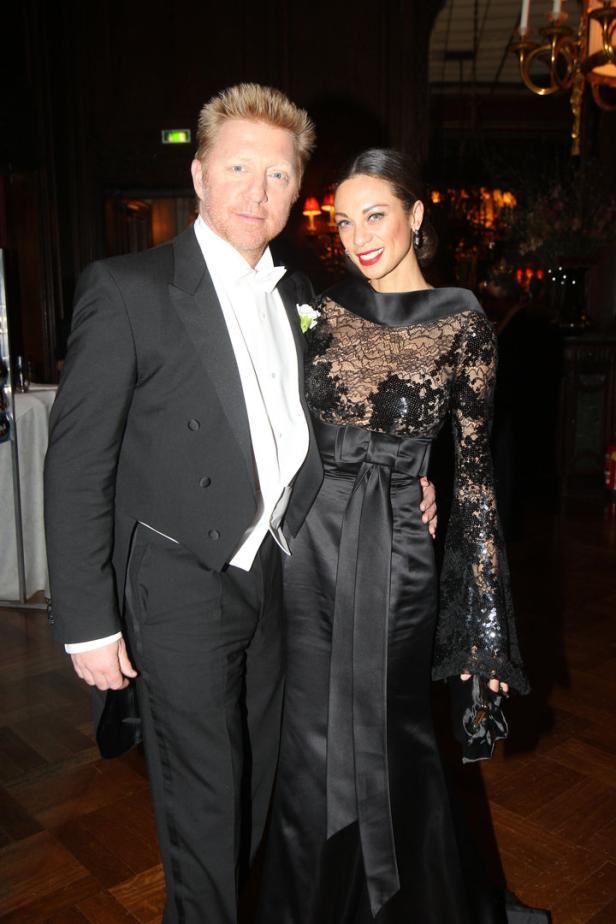 Boris Becker, Ehefrau Lilly…