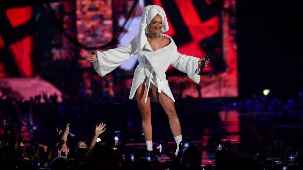 BRITAIN-ENTERTAINMENT-MUSIC-MTV-EMA-AWARDS-SHOW
