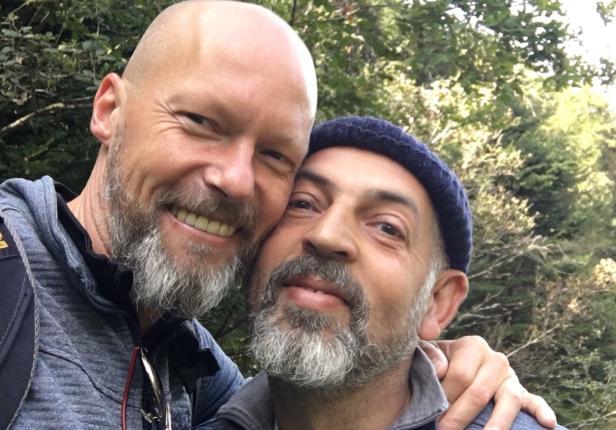 Marco Schreuder plus Mann, Ehe für alle…