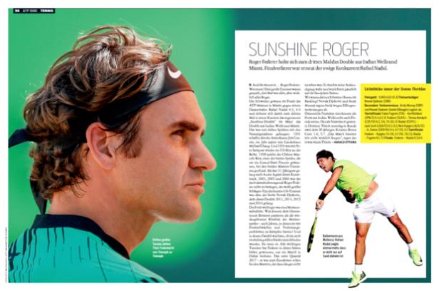 Magazin Tennis