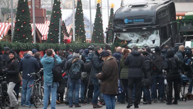In Berlin (Bild) starben 2016 elf Menschen. In Graz könnte ein ähnlicher Terrorakt geplant gewesen sein
