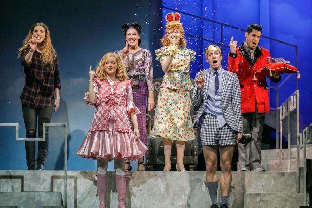 Cinderella passt was nicht, Theater der Jugend