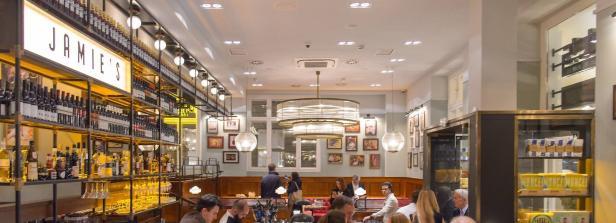 Kopie von Jamie´s (Jamie Oliver) Restaurantopening