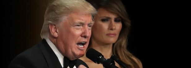 US-PRESIDENT-DONALD-TRUMP-ATTENDS-A-SALUTE-TO-OUR-