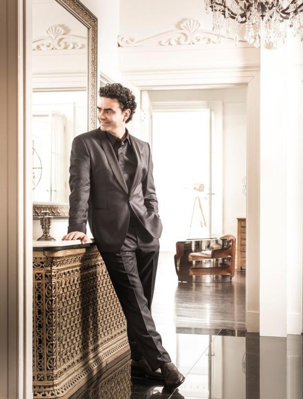 Der Opernliebling Rolando Villazón möchte sich in den Spiegel schauen können