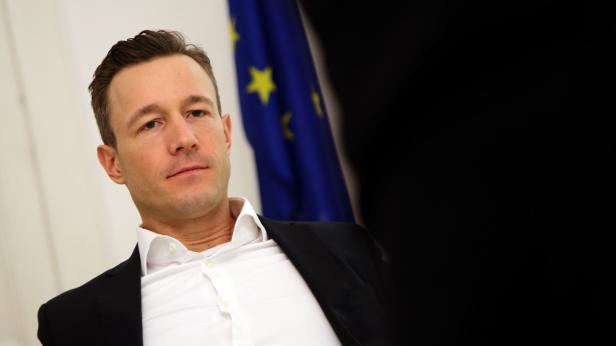 Gernot Blümel, Bundesminister für Kunst, Kultur, V…