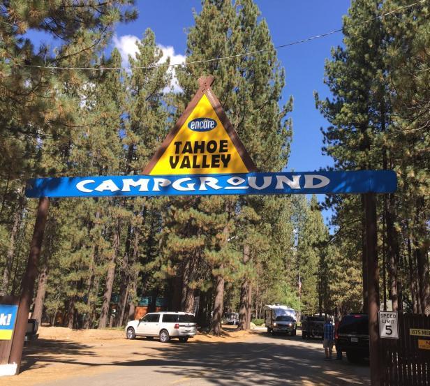 Text-Bild-Pauschale, USA, Camping…