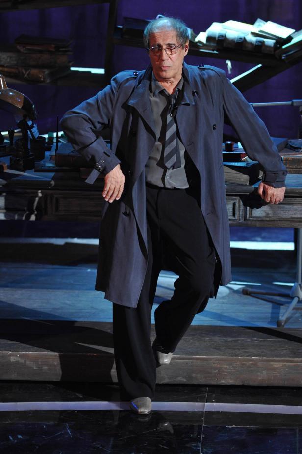 Adriano Celenato Was Der Italo Star Heute Macht Kurier At