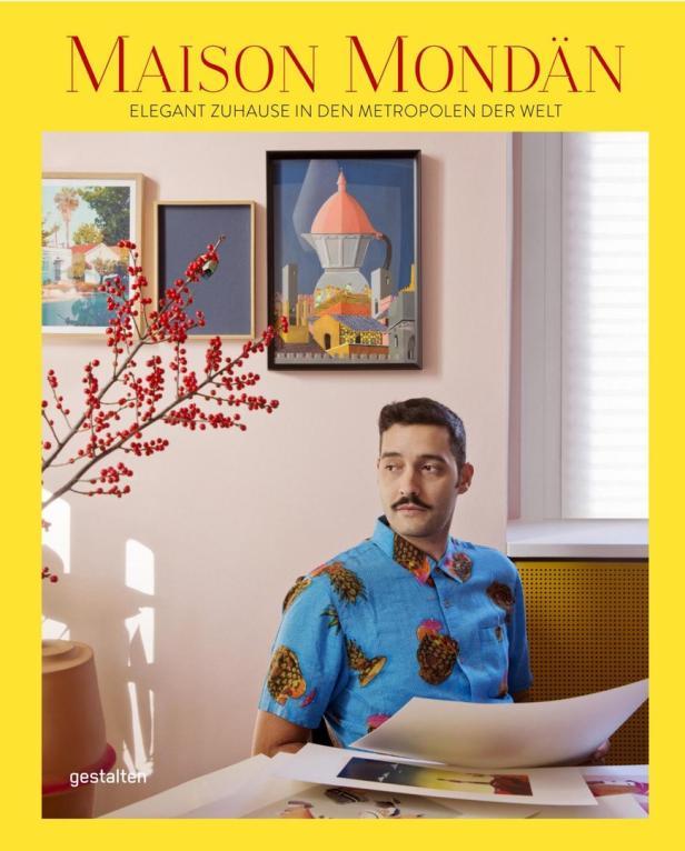 Buchcover Maison Mondän…