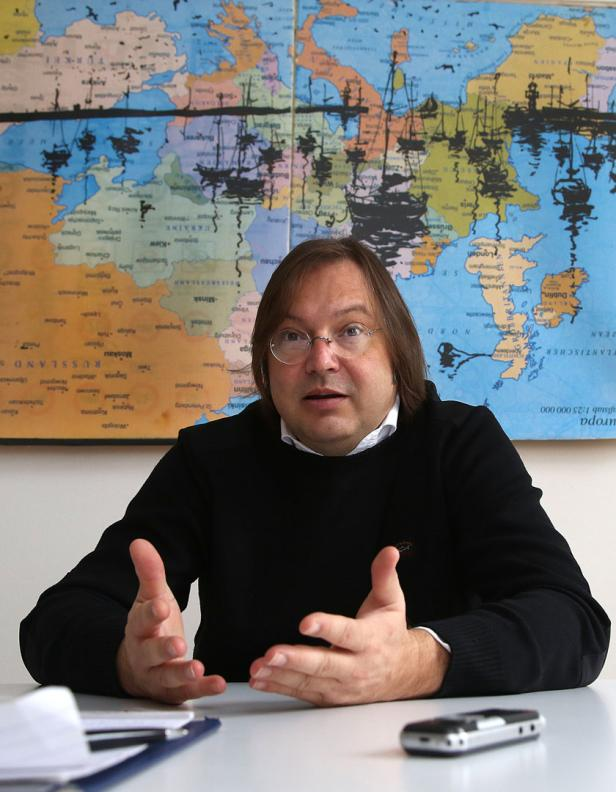 Wissenschafter des Jahres, Univ. Prof. Dr. Stefan …