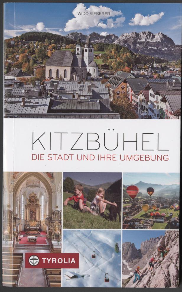 Kitzbühel Die Stadt und ihre Umgebung…