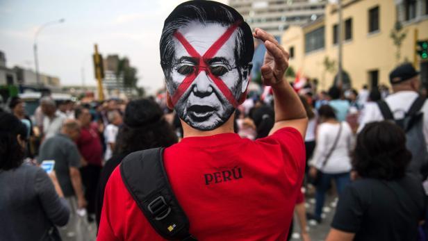 Die Begnadigung Fujimoris löste Empörung in Peru aus