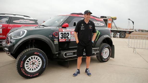 Dakar Rally - 2018 Peru-Bolivia-Argentina Dakar ra