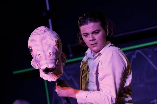 """""""Jugend ohne Gott"""" im Theater Spielraum (Wien)"""