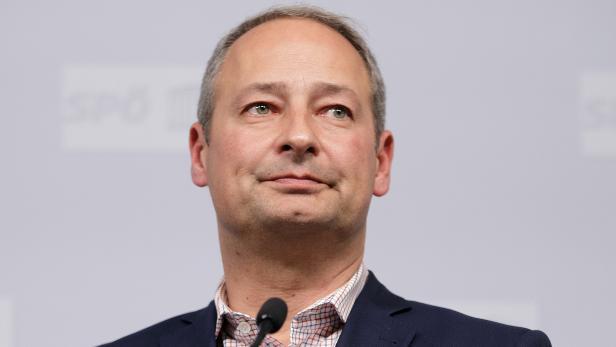 KONSTITUIERENDE KLUBSITZUNG SPÖ: SCHIEDER