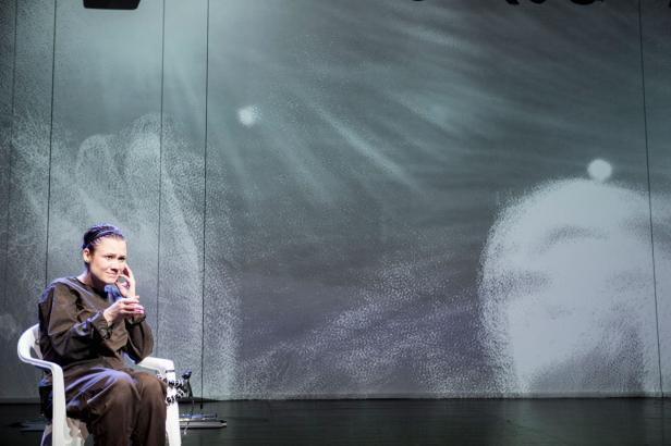 """Kassandra"" im Kosmos Theater"