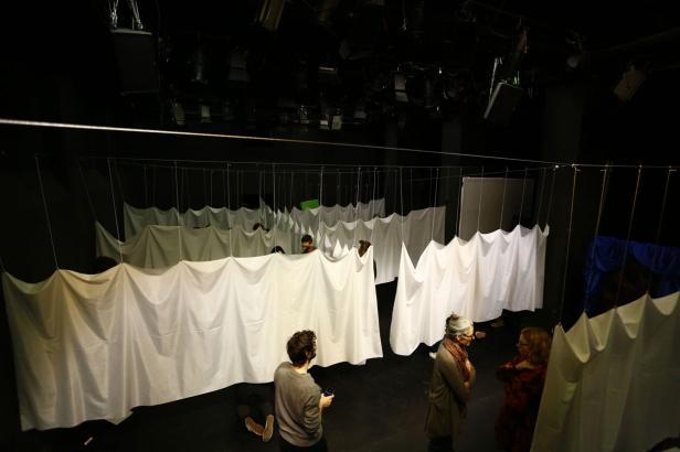 """""""Nibelungen"""" im TaO! - Theater am Ortweinplatz/Graz"""
