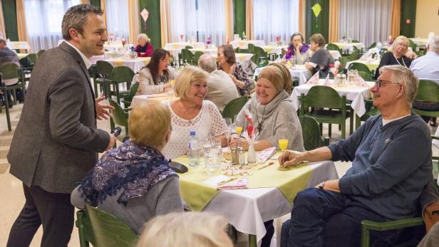 Neu in Wien: Speed-Dating in absoluter Dunkelheit | City4U