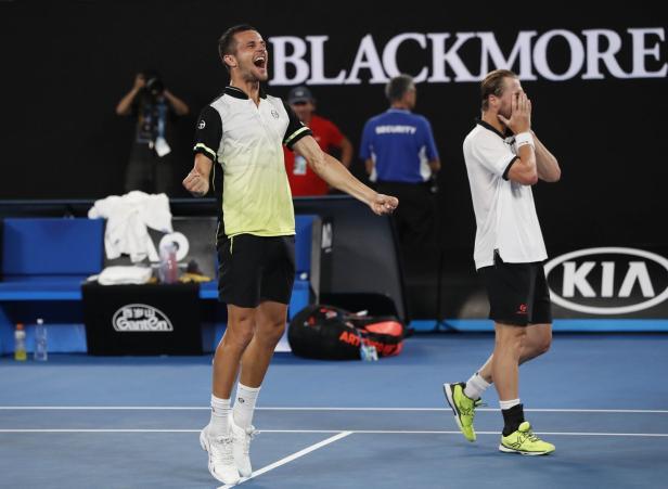 Tennis - Australian Open - Men's Doubles Final - R