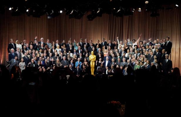 US-90TH-ANNUAL-ACADEMY-AWARDS-NOMINEE-LUNCHEON---I