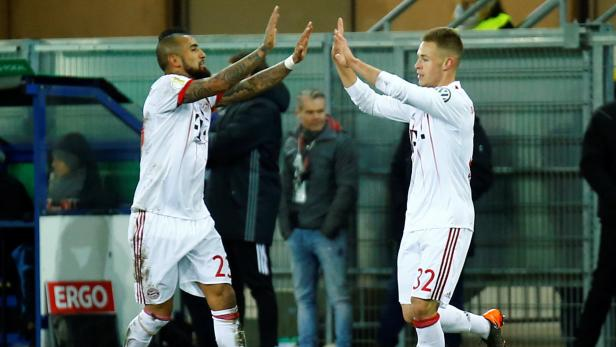 DFB Cup - SC Paderborn 07 vs Bayern Munich