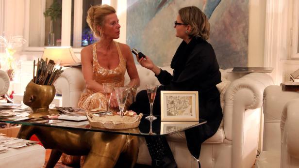 Maria Lahr im Gespräch mit Lisa Trompisch