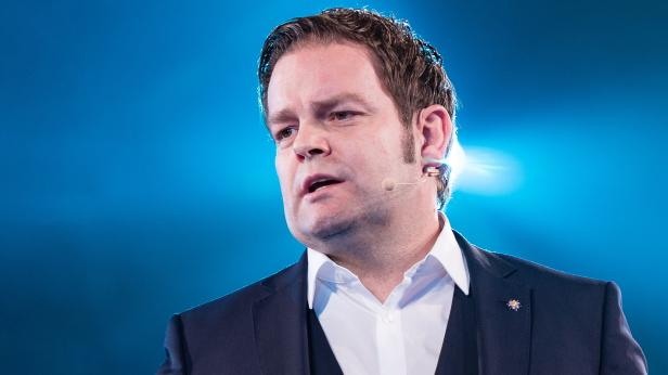 Tiroler FPÖ-Spitzenkandidat Markus Abwerzger