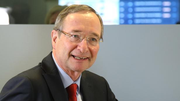 """""""warum eigentlich"""", Christoph Leitl, Präsident der…"""